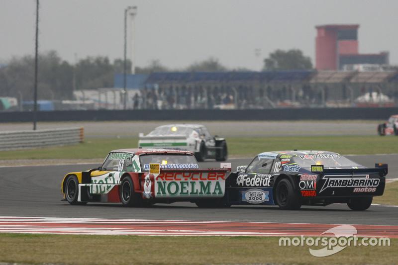 Pedro Gentile, JP Racing Chevrolet and Diego de Carlo, JC Competicion Chevrolet