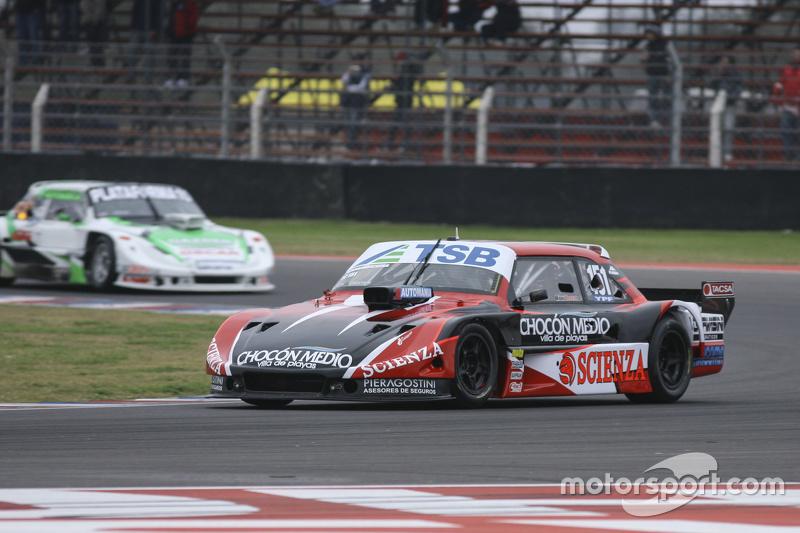 Jose Manuel Urcera, JP Racing Torino and Santiago Mangoni, Laboritto Jrs Torino