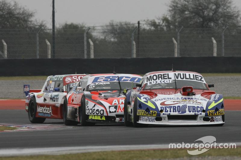 Juan Martin Trucco, JMT Motorsport Dodge dan Guillermo Ortelli, JP Racing Chevrolet dan Matias Jalaf, Alifraco Sport Ford