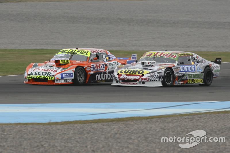 Jonatan Castellano, Castellano Power Team Dodge, dan Sergio Alaux, Coiro Dole Racing Chevrolet
