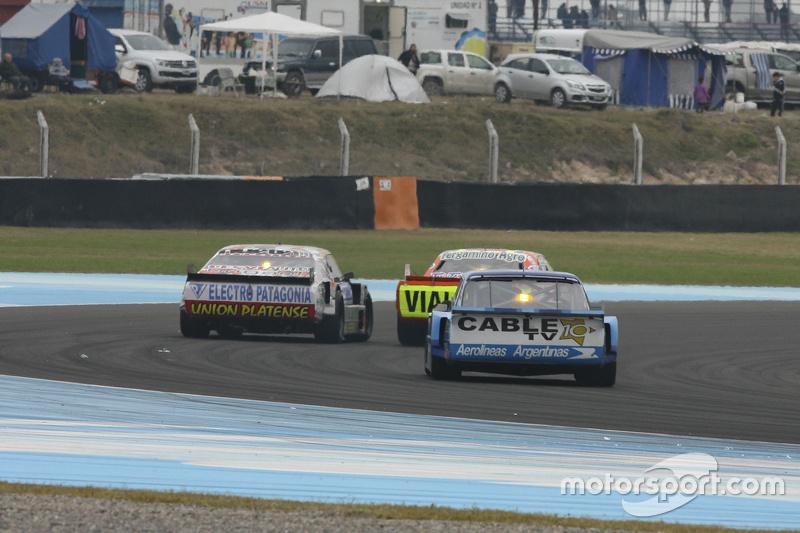 Federico Alonso, Taco Competicion Torino and Sergio Alaux, Coiro Dole Racing Chevrolet and Jonatan C