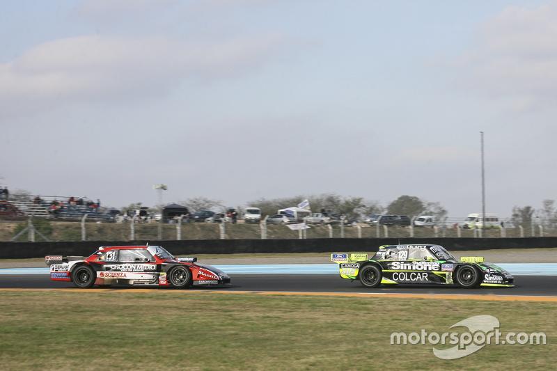 Мауро Галломбардо, Maquin Parts Racing Ford та Жозе Мануель Уркера, JP Racing Torino