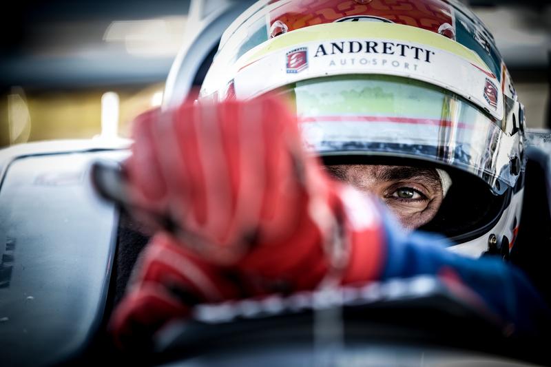 Джастин Уилсон, Andretti Autosport Honda