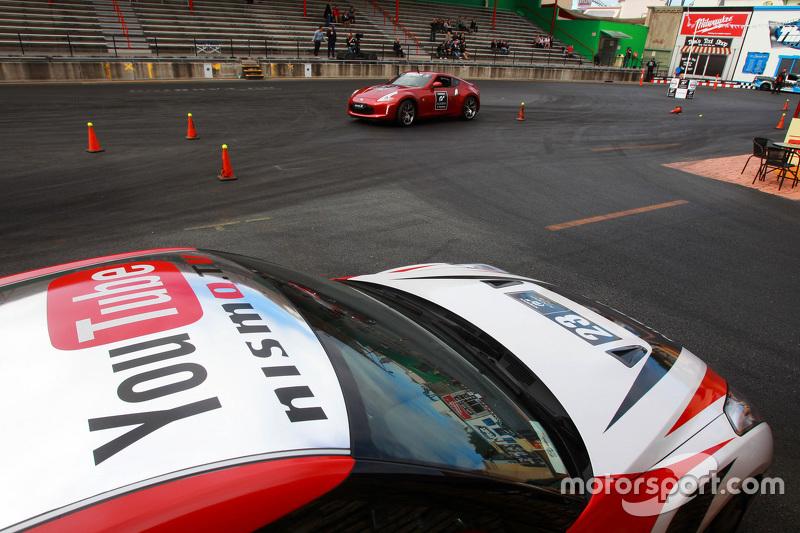 Motorkhana di 2015 Nissan GT Academy Finals Australia