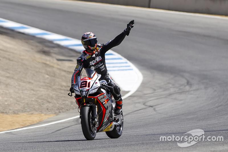 Polesitter Jordi Torres, Aprilia Racing Team Red Devils