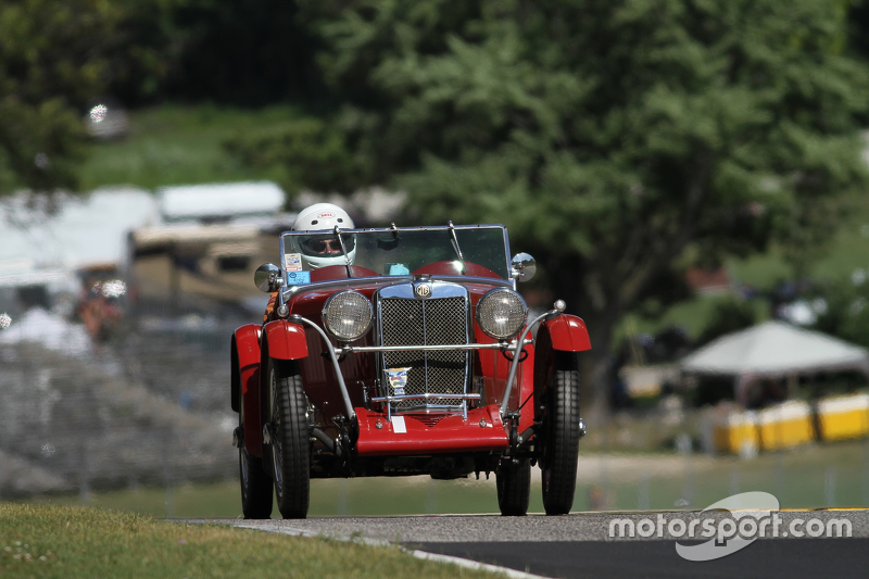 MG/J2 Magnette 1932