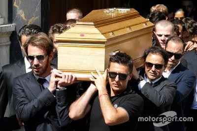 Funérailles de Jules Bianchi
