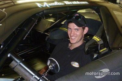 Il test di Matthew Brabham con David Gilliland Racing