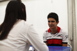 Esteban Ocon, ART Grand Prix