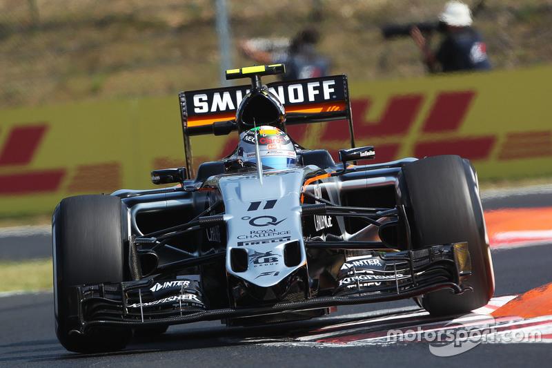 Force India VJM08B (2015)