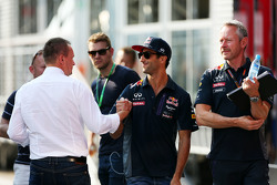 Daniel Ricciardo, Red Bull Racing dengan Jonathan Wheatley, Red Bull Racing Team Manager