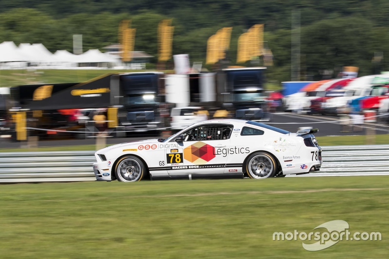 #78 Racers Edge Motorsports Ford Mustang 302R: Chris Beaufait, Bob Michaelian