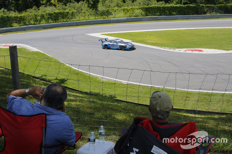 Race watch practice