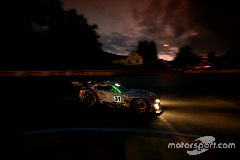 #46 Marc VDS Racing Team BMW Z4: Markus Palttala, Nicky Catsburg, Lucas Luhr