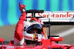 Себастьян Феттель, Scuderia Ferrari