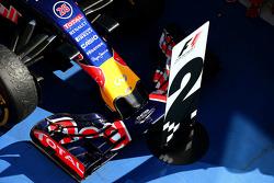 Машина Даниила Квята, Red Bull Racing