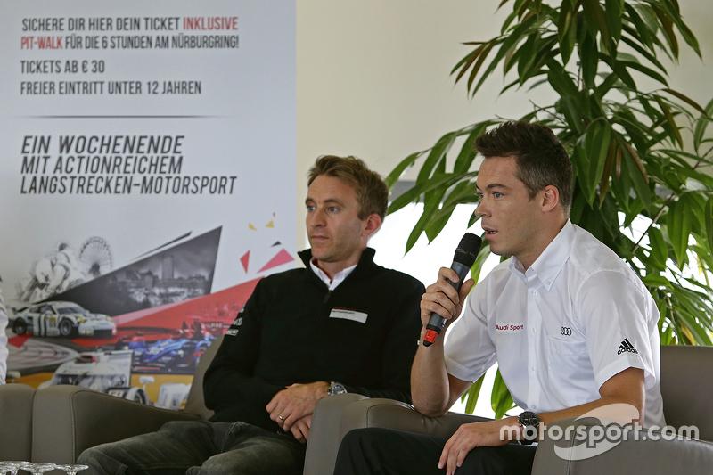 Timo Bernhard dan Andre Lotterer