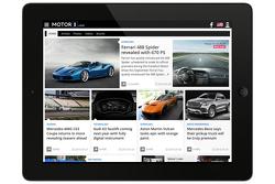 Скриншот Motor1.com