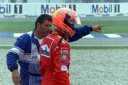 Michael Schumacher, Ferrari après son accident
