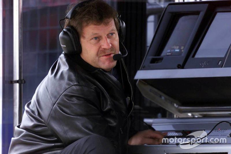 Mercedes-Benz Motorsport directeur Norbert Haug