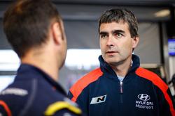 Bertrand Vallat, Hyundai Motorsport
