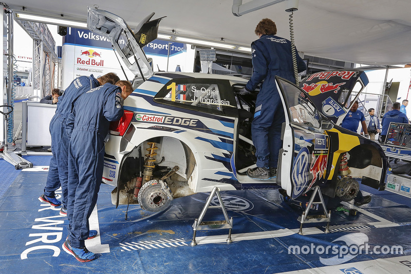 Area tim Volkswagen Motorsport