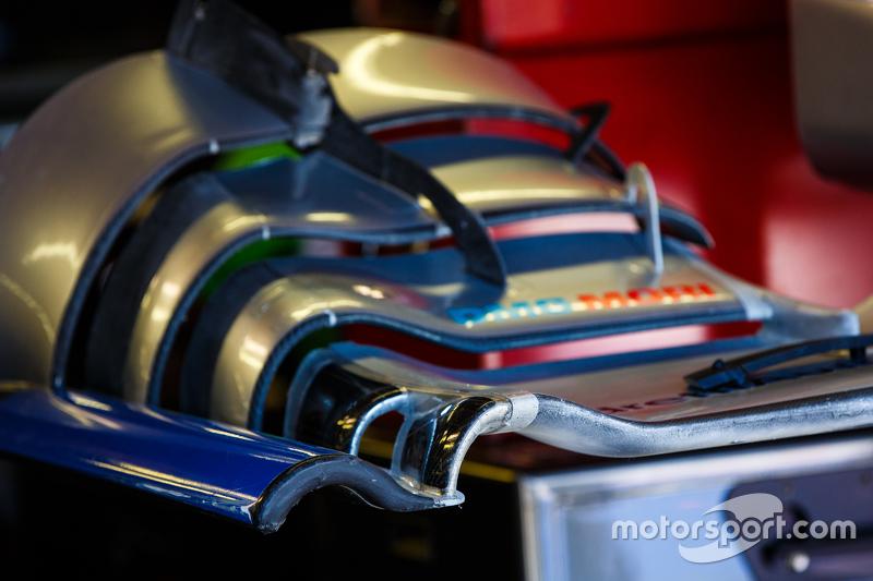 Honda aero package detail