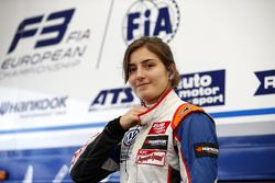Tatiana Calderón, Carlin Dallara F312 Volkswagen