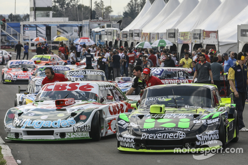 Mauro Giallombardo, Maquin Parts Racing Ford, dan Carlos Okulovich, Maquin Parts Racing Torino