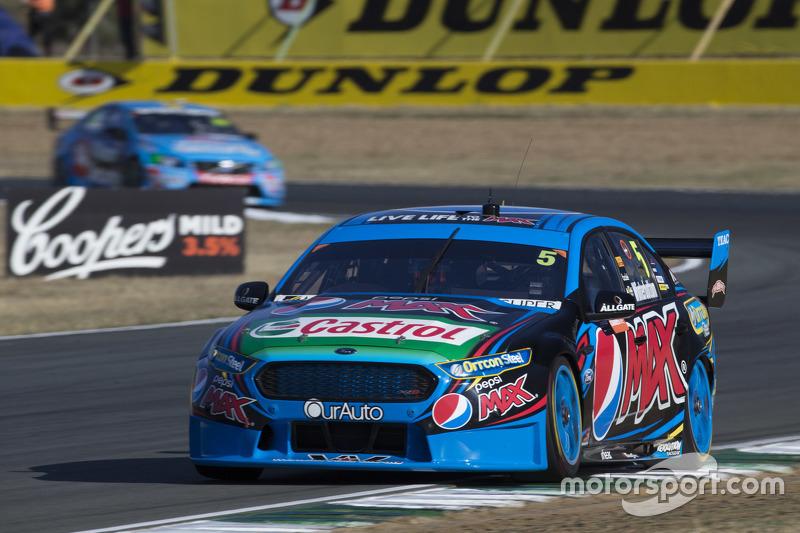 Juara balapan: Mark Winterbottom, Prodrive Racing Australia Ford