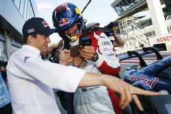 Mattias Ekström, Audi Sport Team Abt Sportsline, Audi A5 DTM, e Felix Neureuther