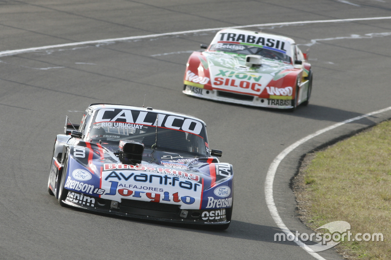 Emanuel Moriatis, Alifraco Sport Ford and Mariano Altuna, Altuna Competicion Chevrolet