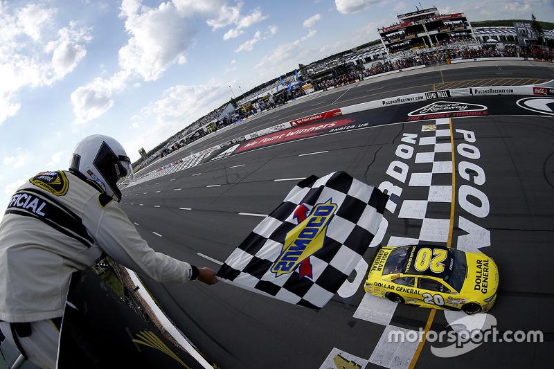 Juara balapan Matt Kenseth, Joe Gibbs Racing Toyota