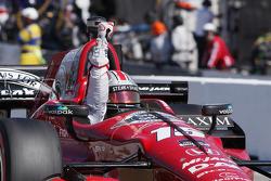 Грэм Рейхол, Rahal Letterman Lanigan Racing Honda побеждает