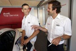 Никита Мисюля и Маркус Винкельхок, Кубок Audi Sport TT