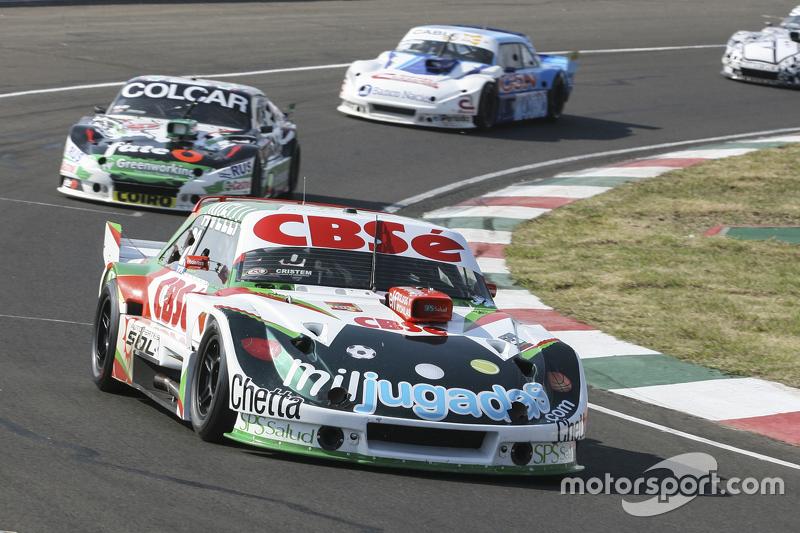 Carlos Okulovich, Maquin Parts Racing Torino dan Gaston Mazzacane, Coiro Dole Racing Chevrolet dan Federico Alonso, Taco Competicion Torino