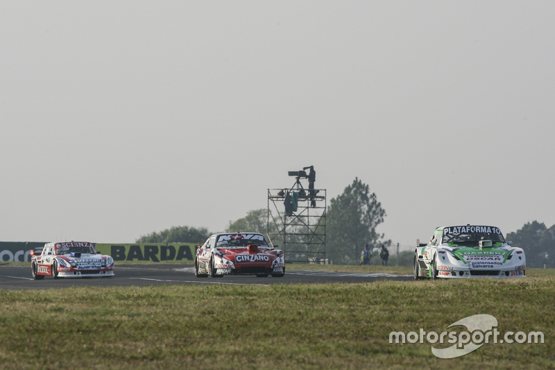 Сантьяго Мангоні, Laboritto Jrs Torino та Матіас Россі, Donto Racing Chevrolet та Матіас Халаф, Cata