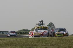 Juan Manuel Silva, Catalan Magni Motorsport Ford dan Lionel Ugalde, Ugalde Competicion Ford dan Jose Savino, Savino Sport Ford