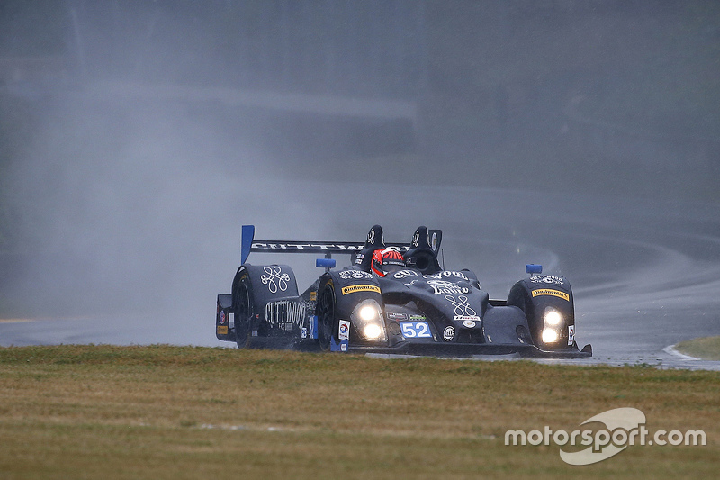 #52 PR1 Mathiasen Motorsports Oreca FLM09: Mike Guasch, Tom Kimber-Smith