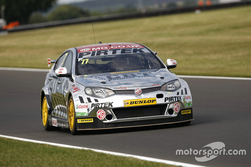 Andrew Jordan, MG 888 Racing