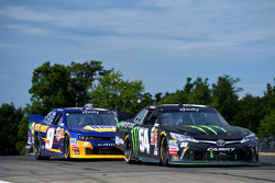 Boris Said, Joe Gibbs Racing Toyota dan Chase Elliott, JR Motorsports Chevrolet
