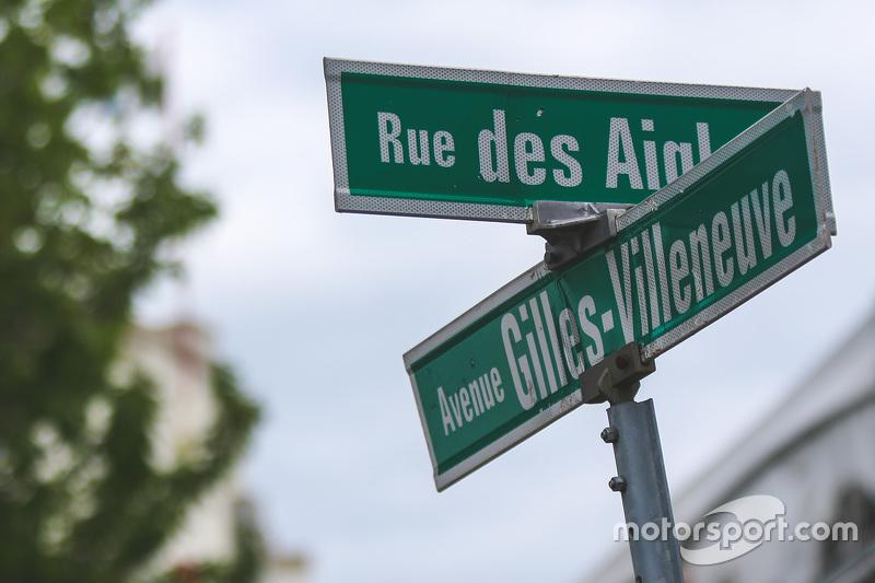 Avenue Gilles-Villeneuve