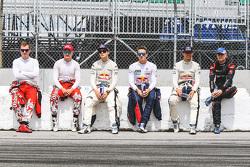 Drivers wait