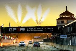Davy Jeanney, Team Peugeot Hansen, remporte la victoire
