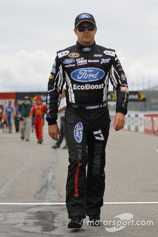 Ricky Stenhouse Jr., Roush Fenway Racing