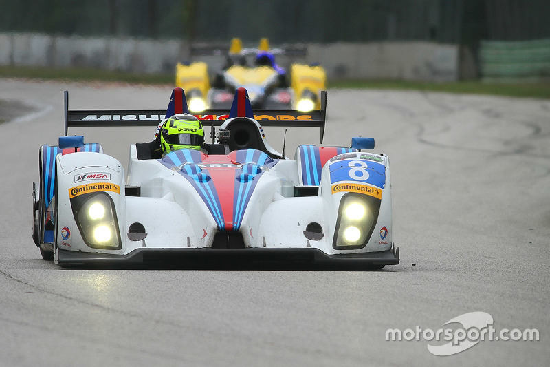 #8 Starworks Motorsports ORECA FLM09: Мірко Шултіс, Ренгер ван дер Занде