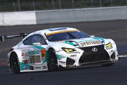 #60 Syntium LM corsa Lexus RC F: Akira Iida, Hiroki Yoshimoto