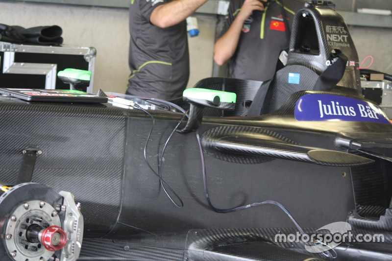 Team China Racing, Detail