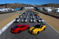 Nieuwe en klassieke Fords