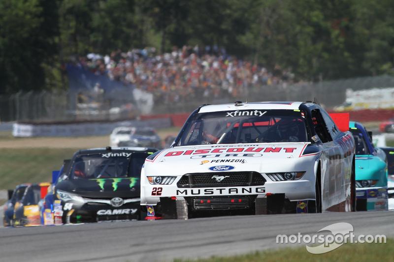 Alex Tagliani, Team Penske Ford